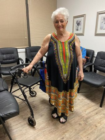 World Lymphedema Day 2020 testimonial - 1
