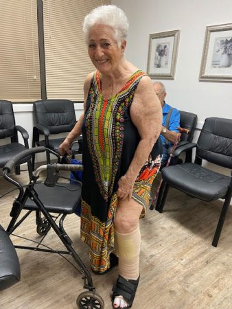 World Lymphedema Day 2020 testimonial - 2